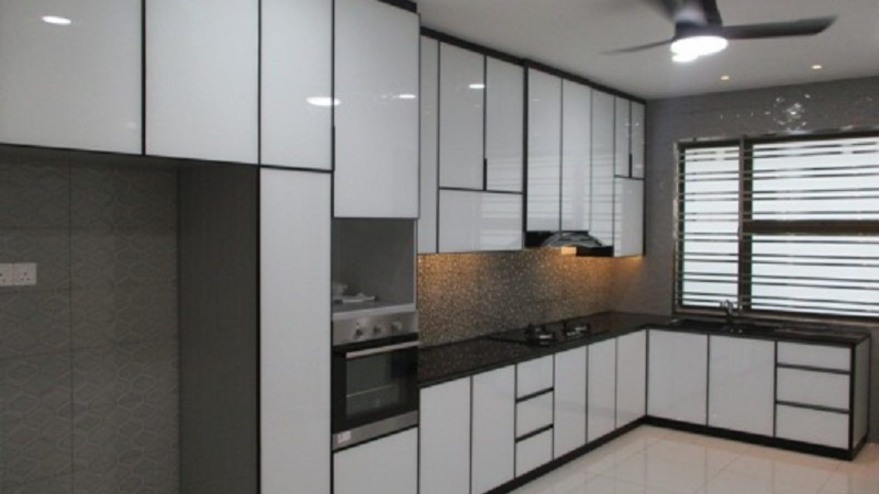 Cool Kitchen Cabinets Aluminium Aluminum Kitchen Cabinets Countertop Design Complete Kitchen Design