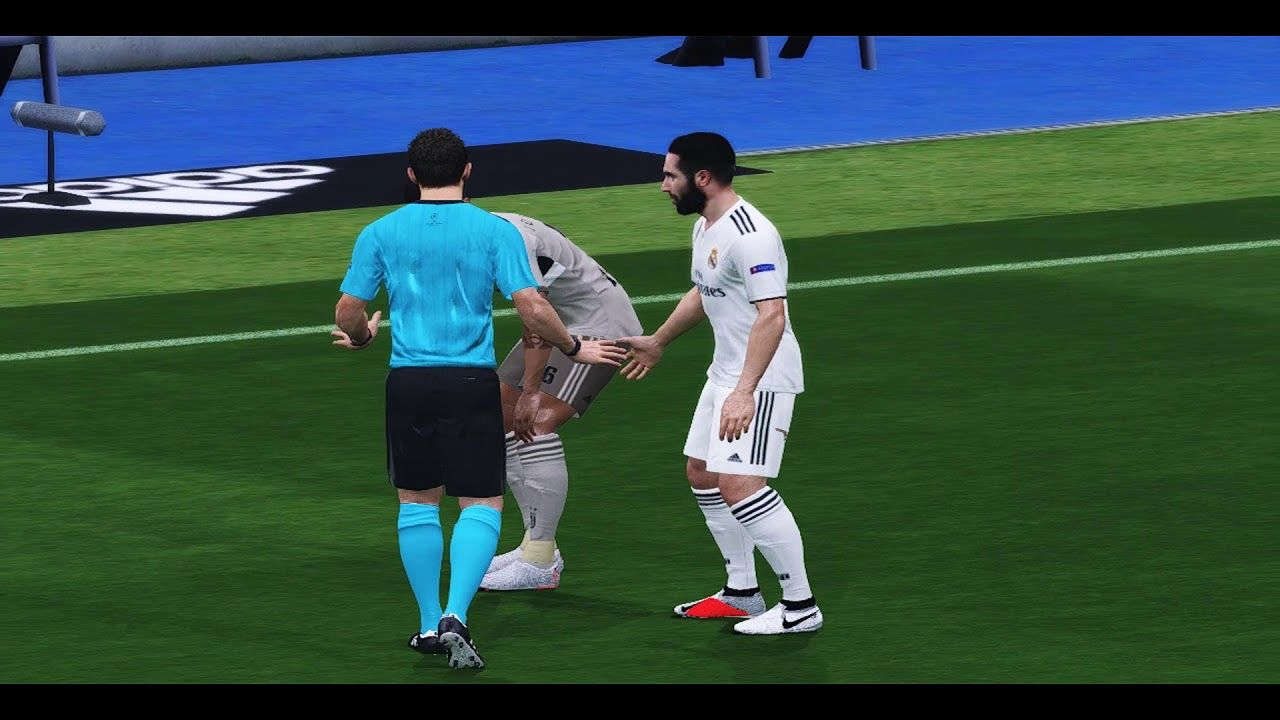 What If Ronaldo Back to Real Madrid | PES 2019 Converted