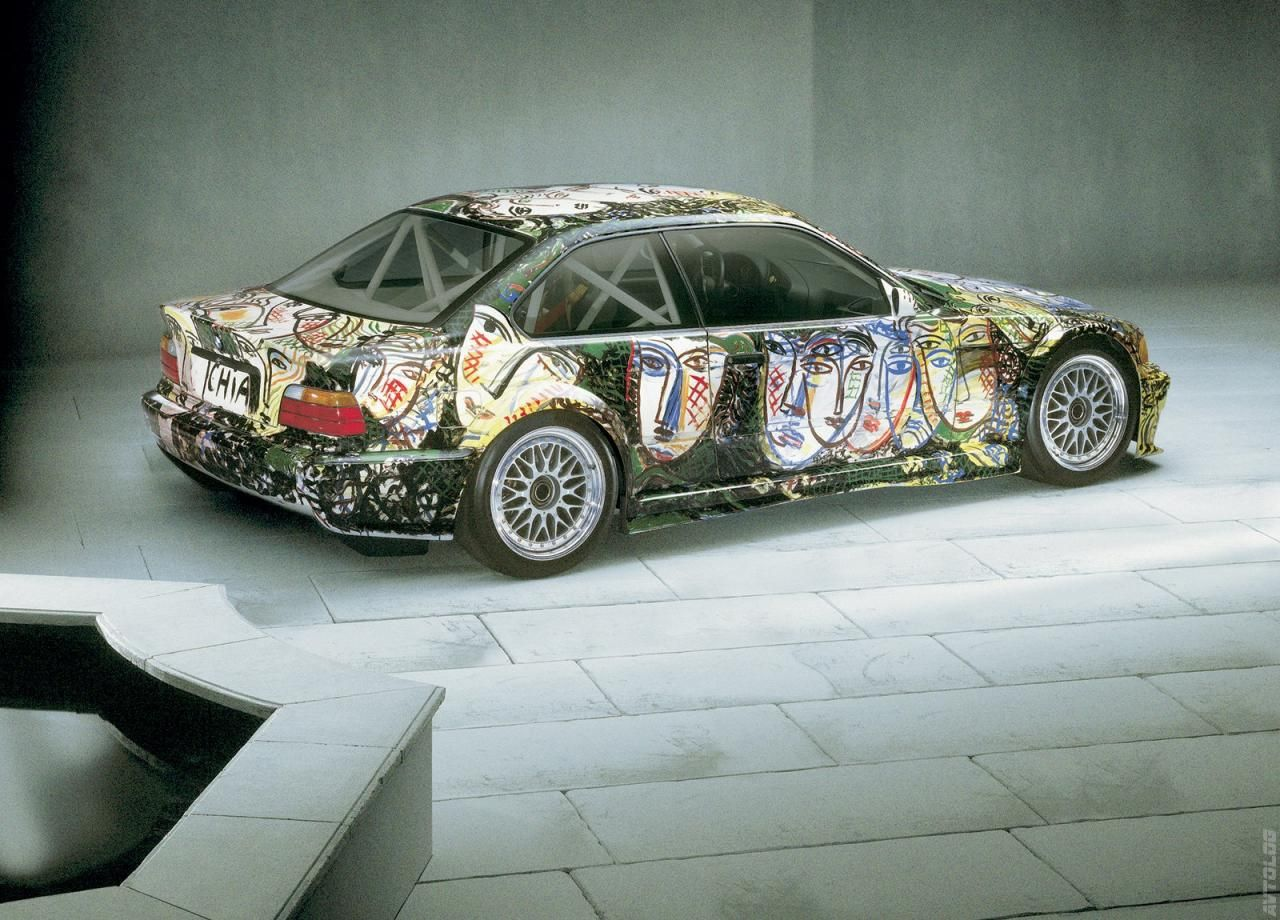 2006 BMW Art Car Collection   BMW   Pinterest   BMW, Cars and Bmw cars