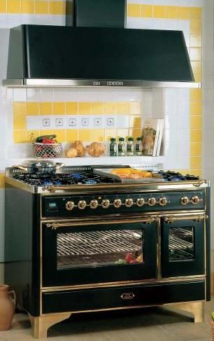 Delightful Check Out The Majestic Series From ILVE, An Italian Manufacturer. ILVE  Kitchen Range Majestic Series Is Available In 6 Sizes   120 And 150 Cm  Wide, ...
