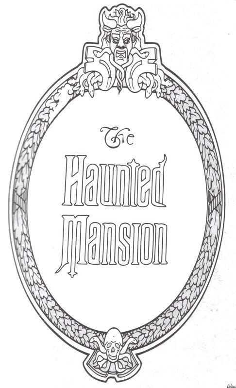 Ea2c936a3e2627b52a97cbe946520c77 Jpg 486 799 Haunted Mansion Disney Haunted Mansion Disney Scrapbook