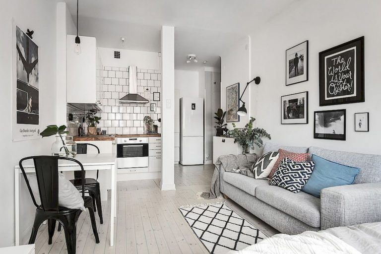 Studio Apartment Decorating Ideas On A Budget 41 Home Decor