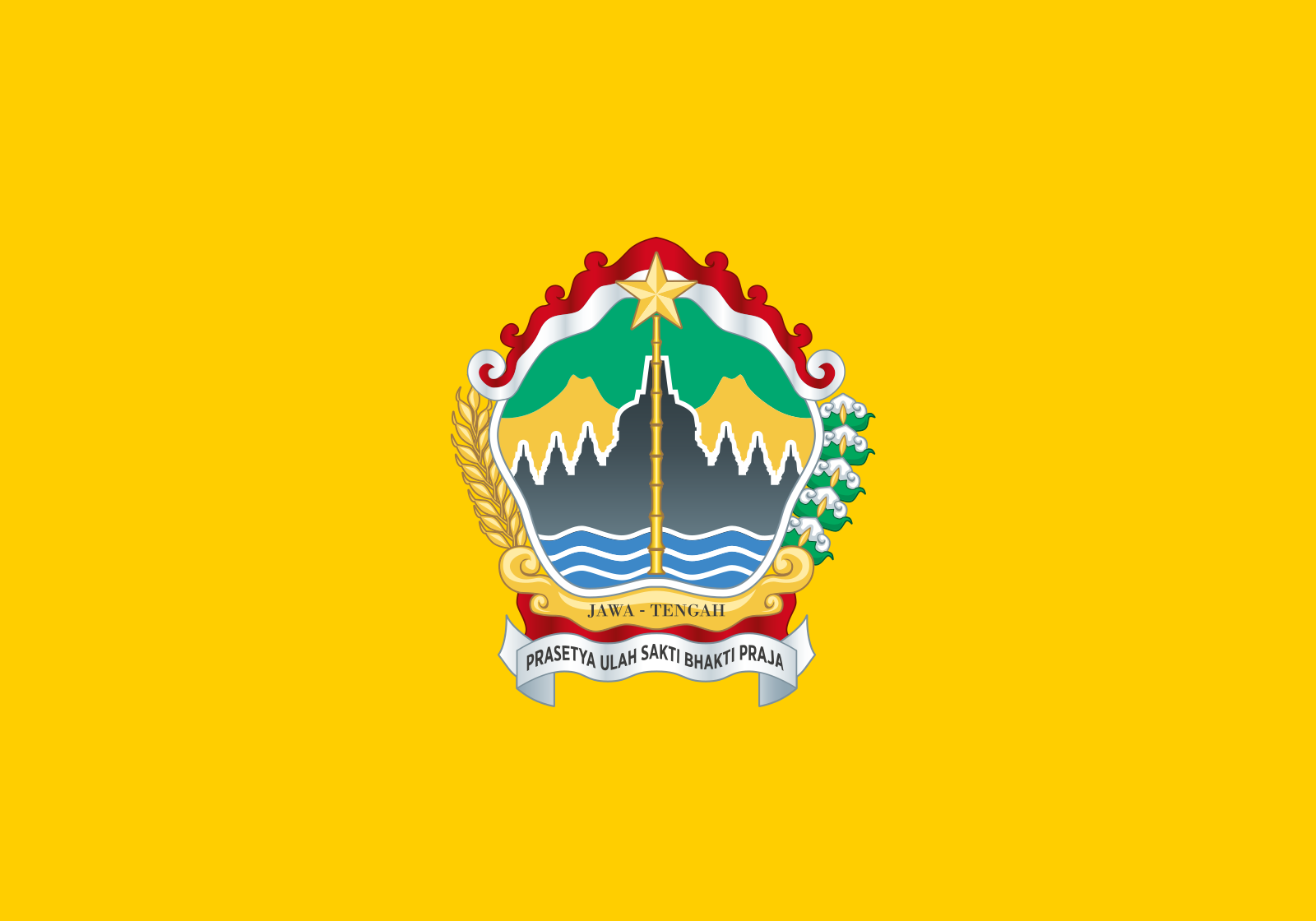 File Flag Of Central Java Svg Wikimedia Commons In 2020 Central Java Flag Enamel Pins