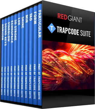 serial number red giant trapcode suite 14