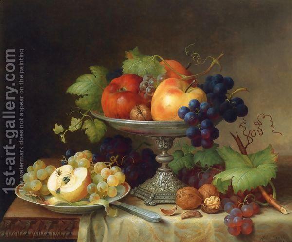 Helen R. Searle:Still Life with Fruit | Ideas para el ...