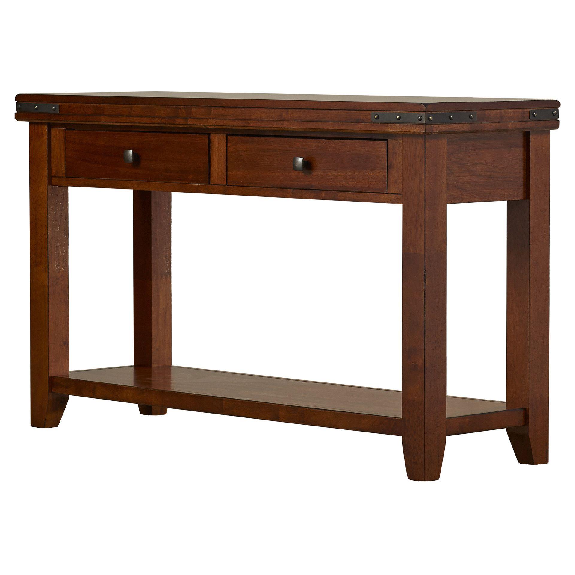 Nashoba 50 Console Table Console Table Furniture Console And Sofa Tables