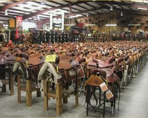 ceafcf55505 Teskey's saddle shop is far west Fort Worth is one of the most ...