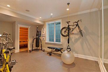 315 essex kenilworth  contemporary  home gym  chicago