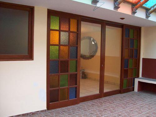 Modelos De Mamparas De Madera Buscar Con Google Decoraciones De Casa Casas Madera