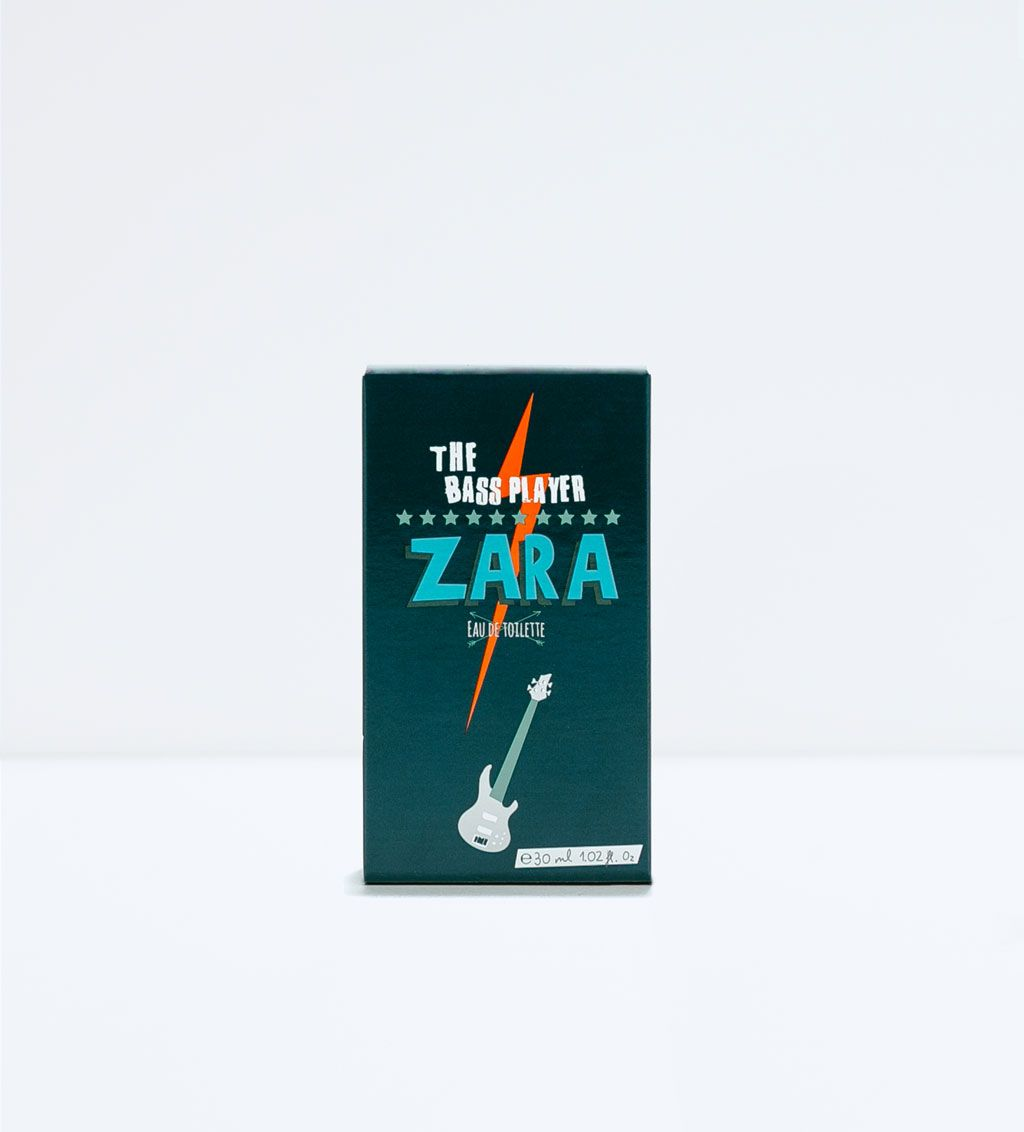 Image 2 Of The Bass Player Zara Eau De Toilette 30ml From Dunhill Desire Silver M Edt 100 Ml Find This Pin And More On Perfume