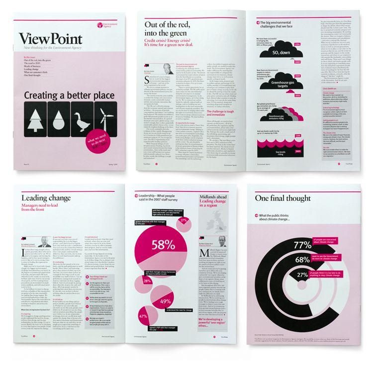 #pink #design #magazine