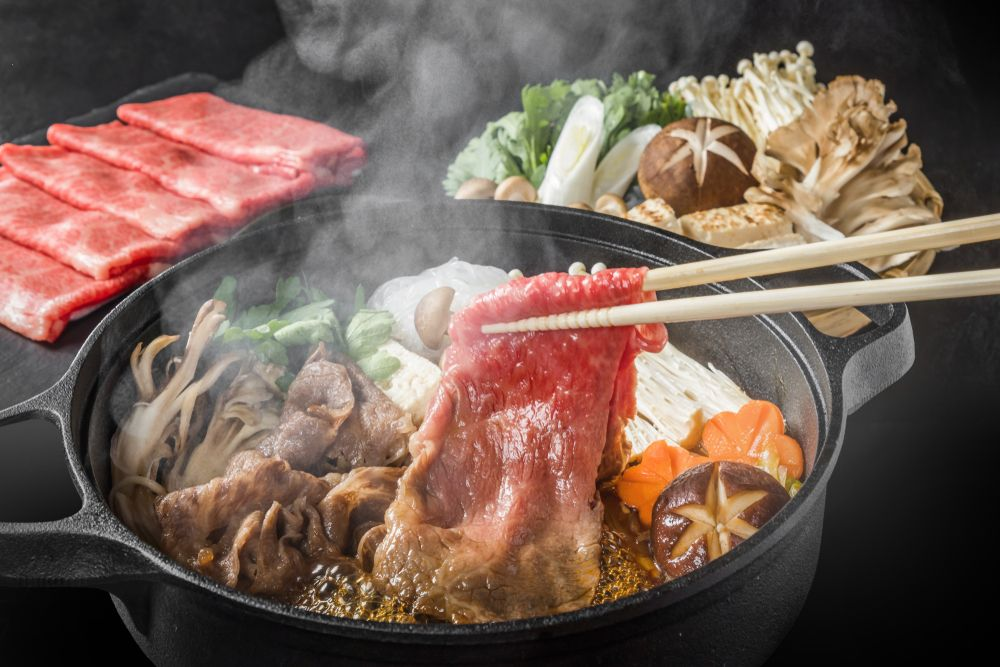Perbedaan Shabu Shabu Yakiniku Dan Sukiyaki Resep Masakan Jepang Shabu Shabu Daging Babi