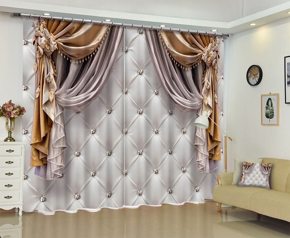 3d Curtains Soft Case Style Wall Photo With Images 3d Curtains