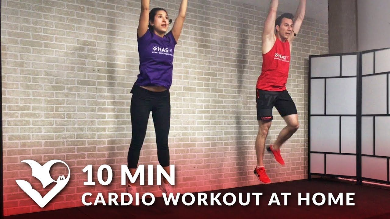 Minute Cardio Workout at Home for Men u Women without Equipment