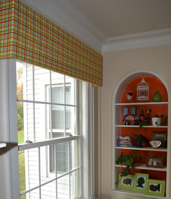 The Lovely Residence: Budget Friendly Cornice Board