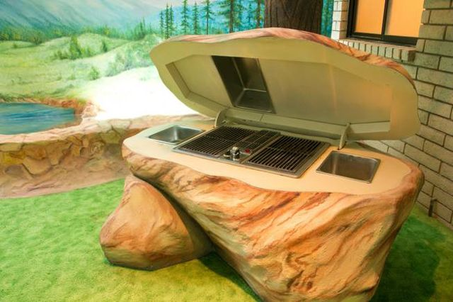 S Las Vegas House Built Feet Underground In Case Of Nuclear - Take look inside incredible cold war era bunker buried 26 feet underground
