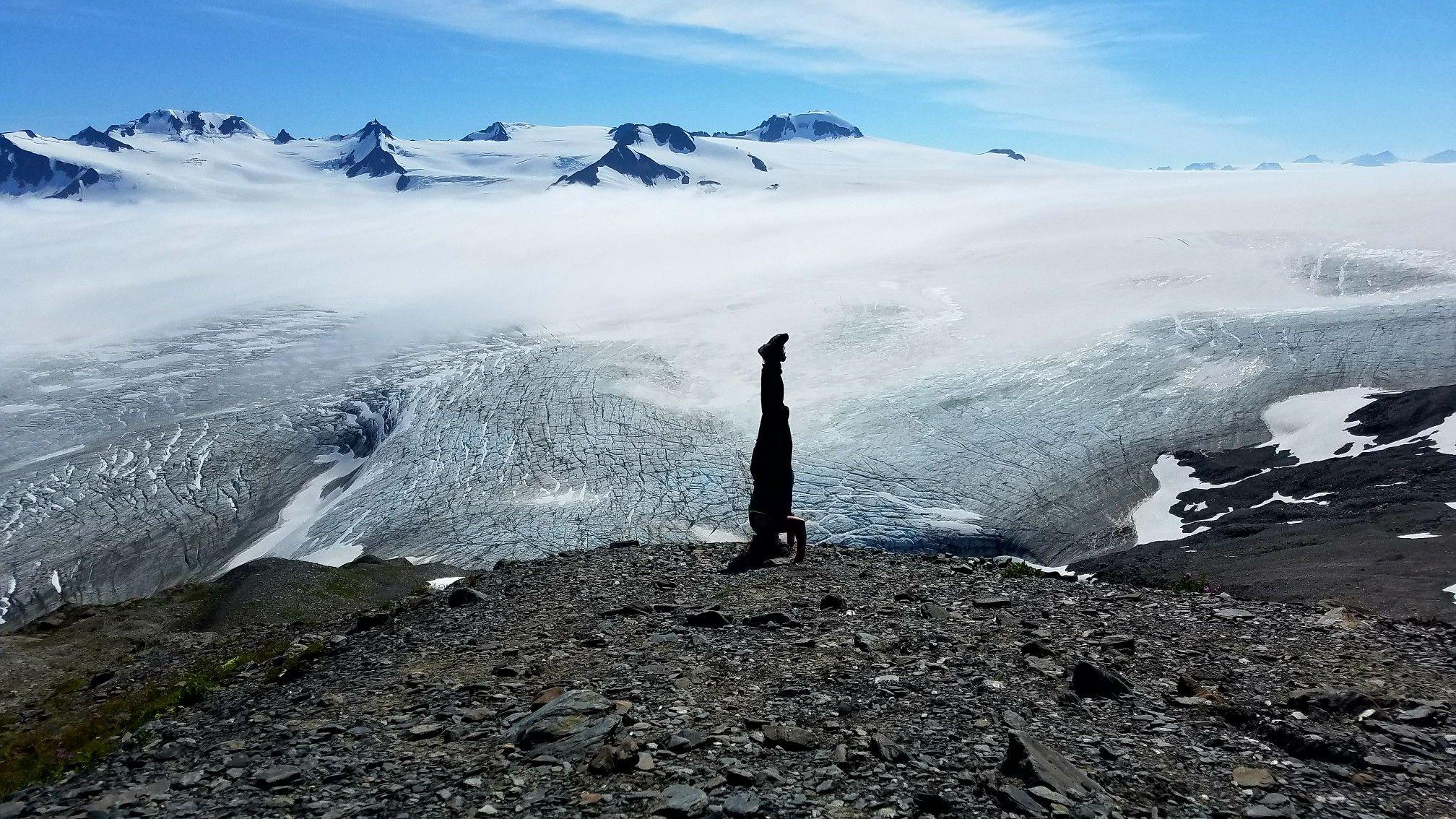 Harding Ice Field, Seward Alaska | Seward alaska, Natural