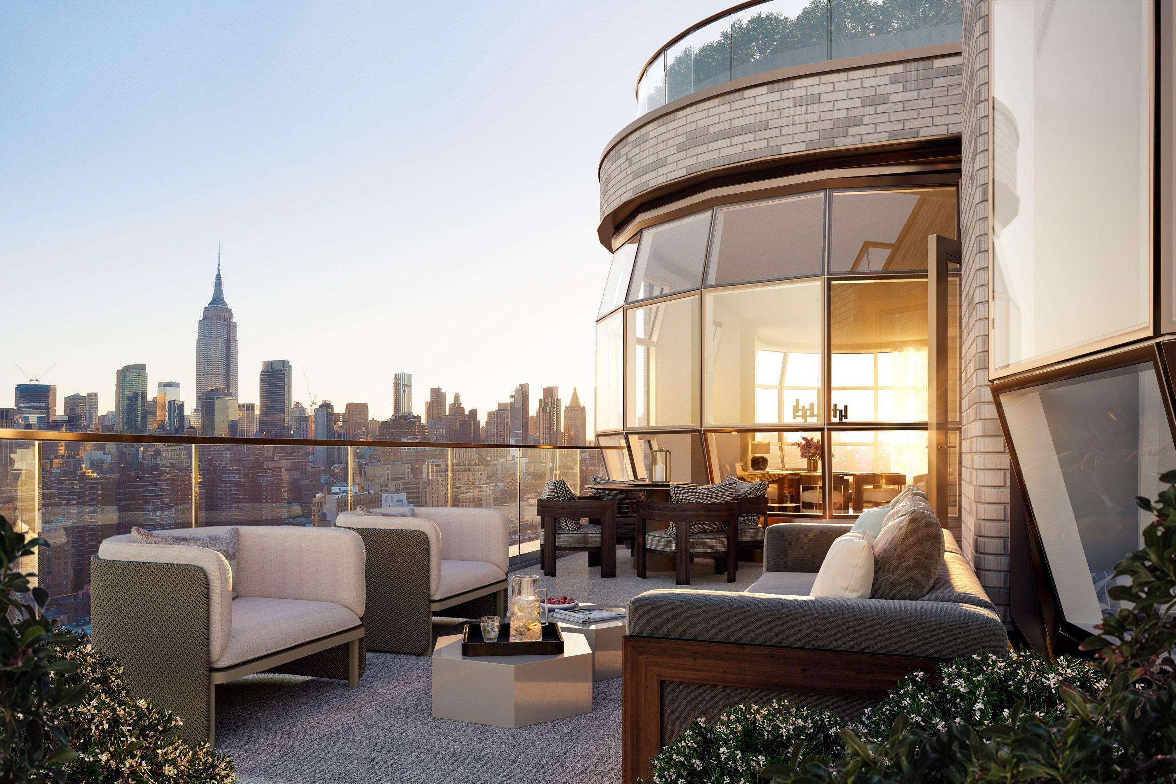 Lantern House By Thomas Heatherwick Residential Building Architecture Window Seat Design