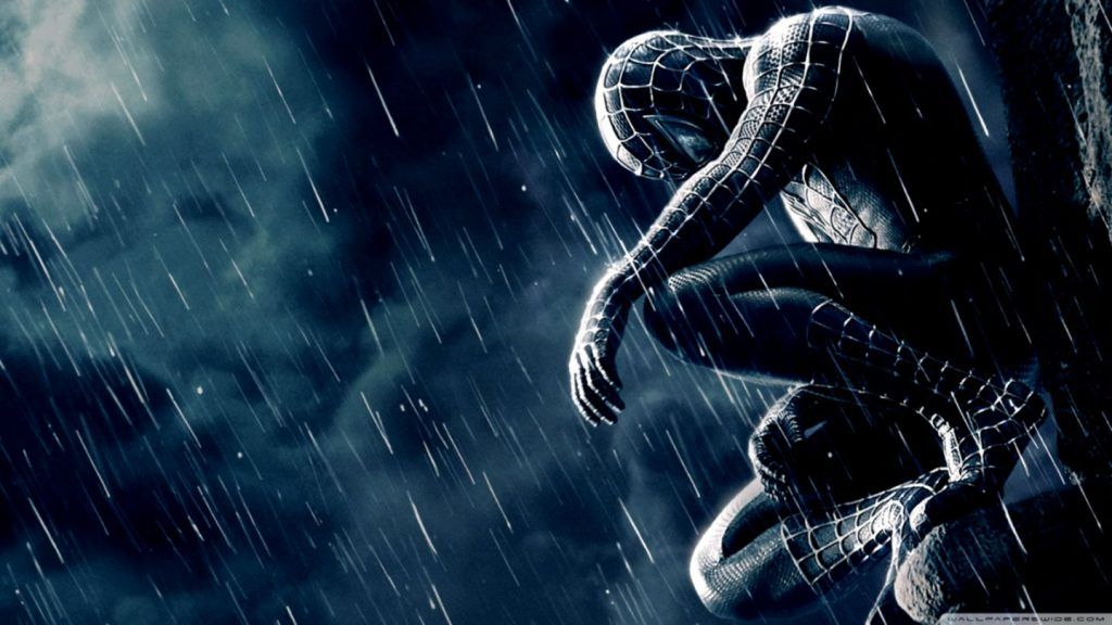 Spiderman 4k Hd Desktop Wallpaper For 4k Ultra Hd Tv Wide Fondos De Escritorio Gratis Black Spiderman Fotos De Spiderman