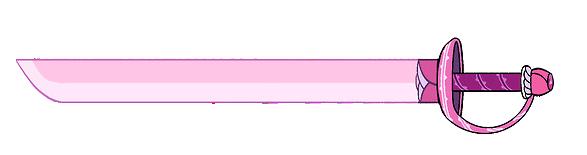 Rose Quartz Steven Universe Sword Design: Pin On Steven Universe