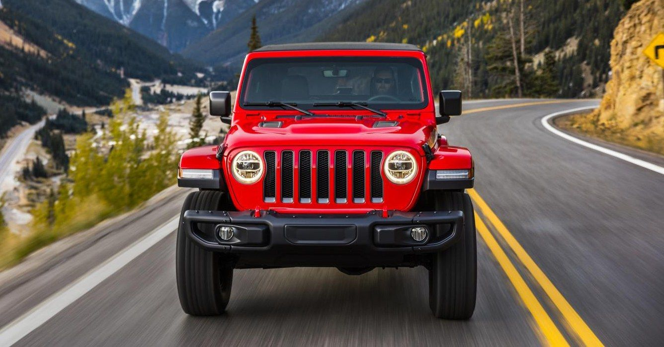 The New Jeep Wrangler Gives OffRoad Warriors Everything