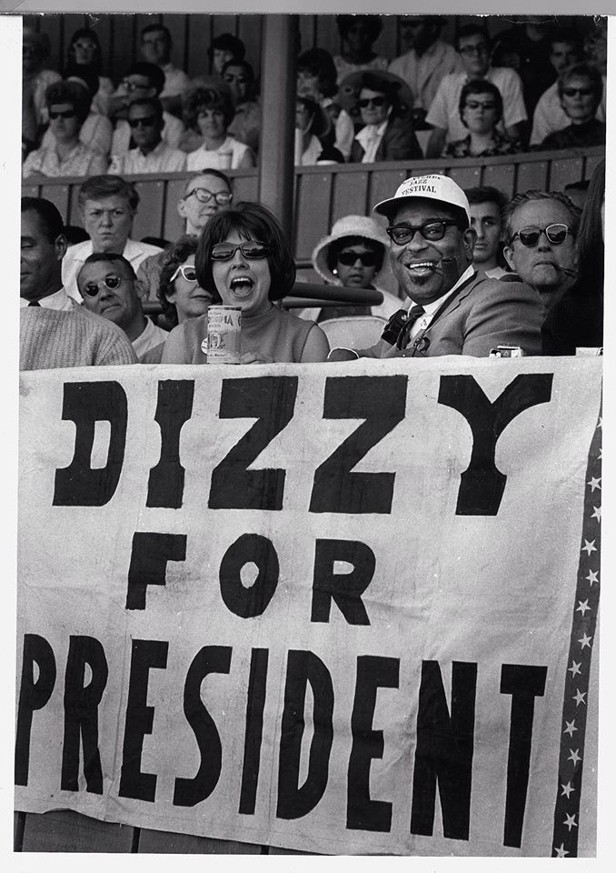 Dizzy Gillespie ,1964