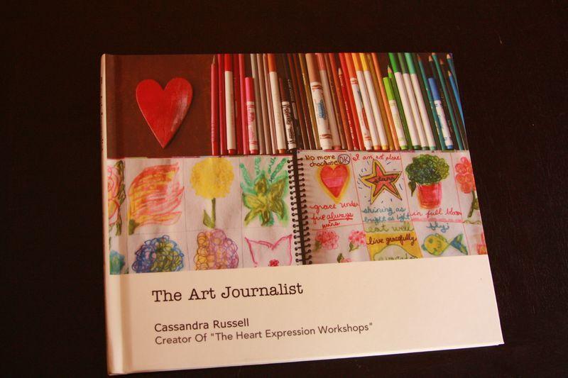 The Art Journalist Crush Worthy Blurb Books Coloring Book Art Coloring Books Art Therapy Activities