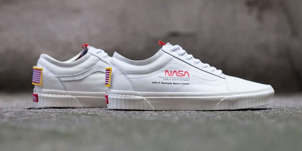 a3a66377cc5ed Take Another Look at the NASA x Vans Old Skool