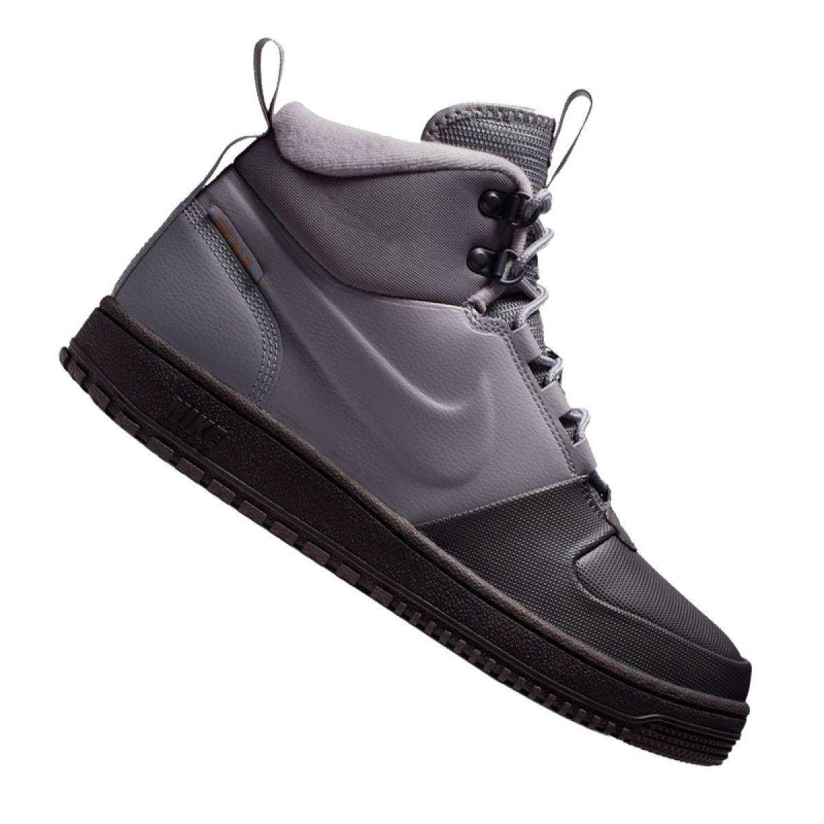 Buty Zimowe Nike Path Wntr M Bq4223 002 Szare All Black Sneakers Shoes Sneakers
