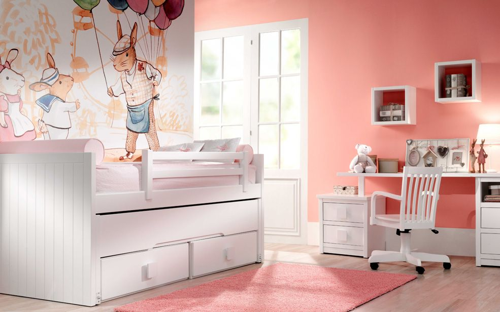 Garabatos tiendas de mobiliario juvenil e infantil for Mobiliario de dormitorio