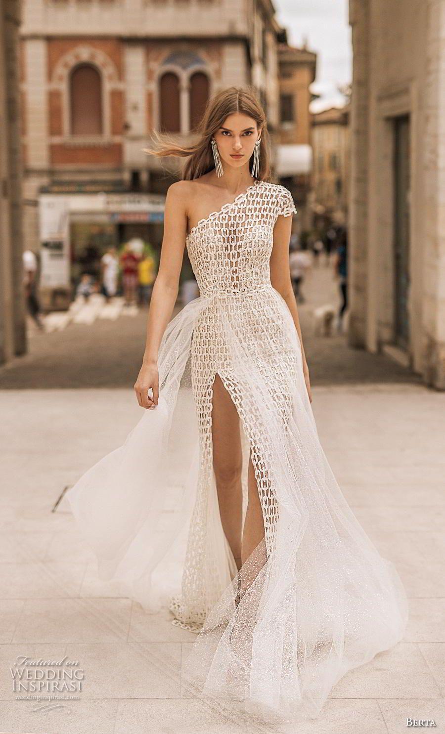 Berta Privee 2019 Wedding Dresses Wedding Inspirasi Haute Couture Wedding Dress Bridal Dresses Wedding Dress Couture