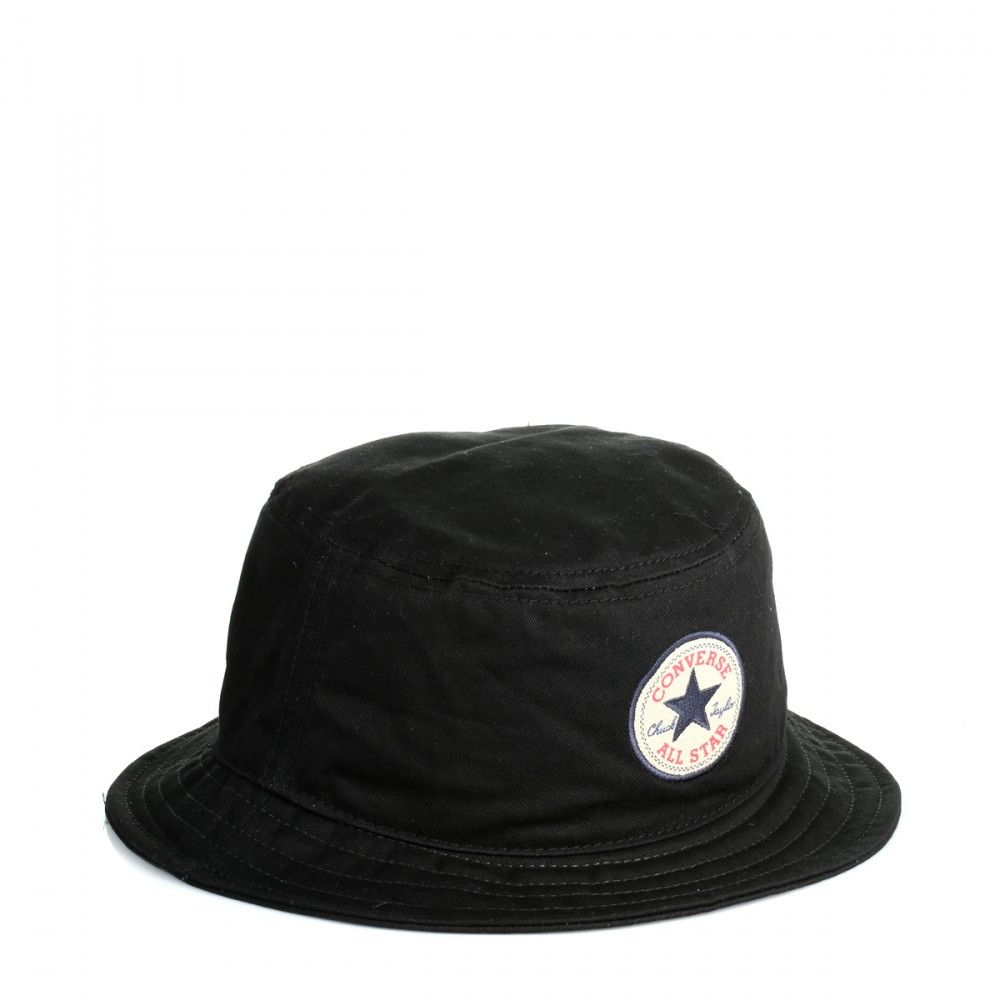 7db84ef6 Converse Cons Black All Star Bucket Hat | Apparel | New In at TOWER ...
