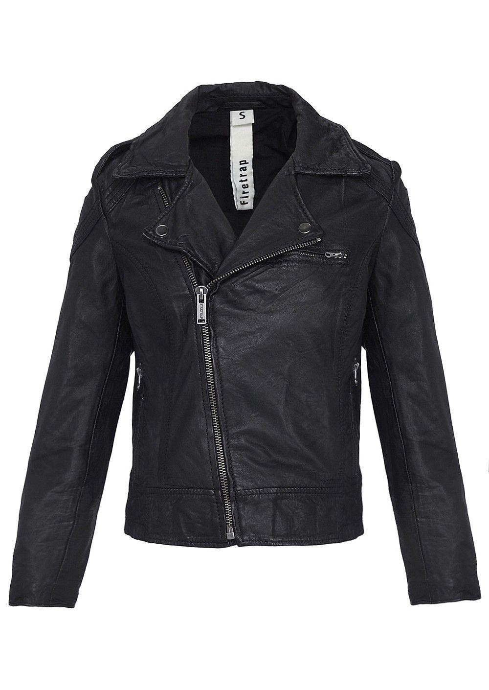 Ava smu Women s biker jacket from Firetrap....MINE...ALL MINE ... 91907f1f9