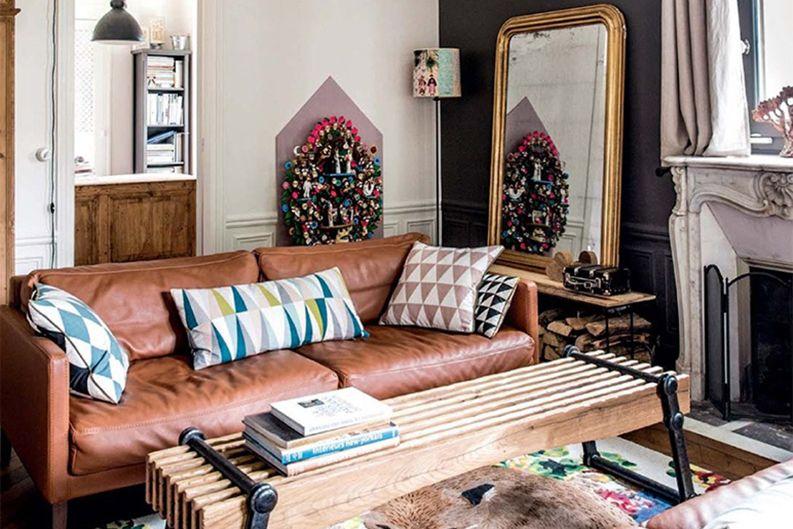 Inside home bourgeois fashion deco photography b coloured stereo