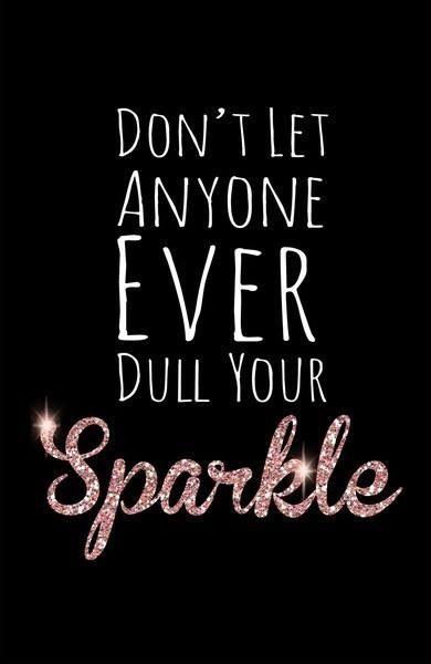 Glitter/ sparkle