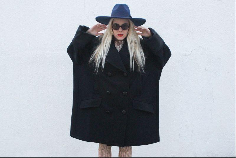 Details About Margiela H Martin For Maison Leather amp;m Jacket Black sQrhtxdCB