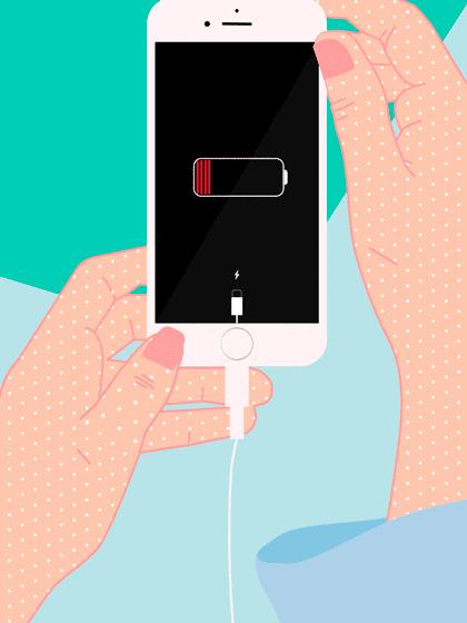 5 Fehler Die Jeder Beim Handy Laden Macht Handy Laden Handy Aufladen Und Tipps Und Tricks
