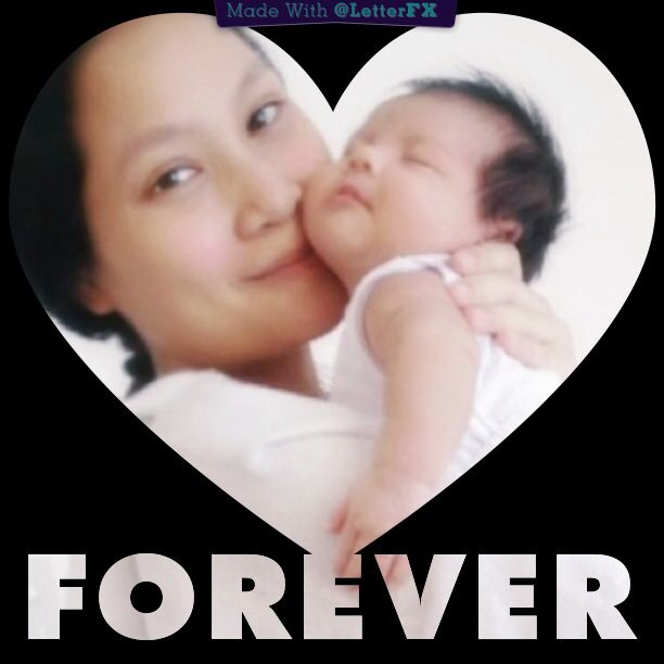 Mother's love forever #unconditional