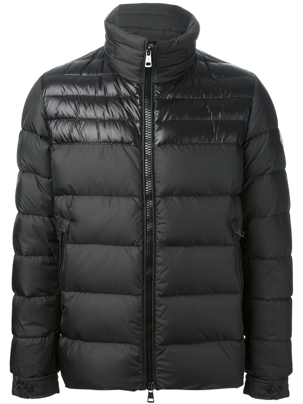 0084e92a1e5a Moncler Dinant Padded Jacket in Black for Men