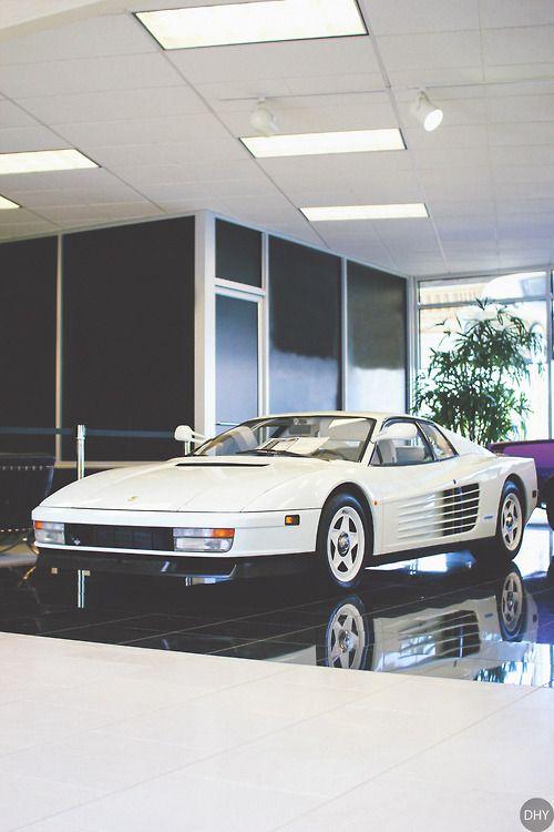Everything Some Ferrari Testarossa Ferrari Luxury Cars