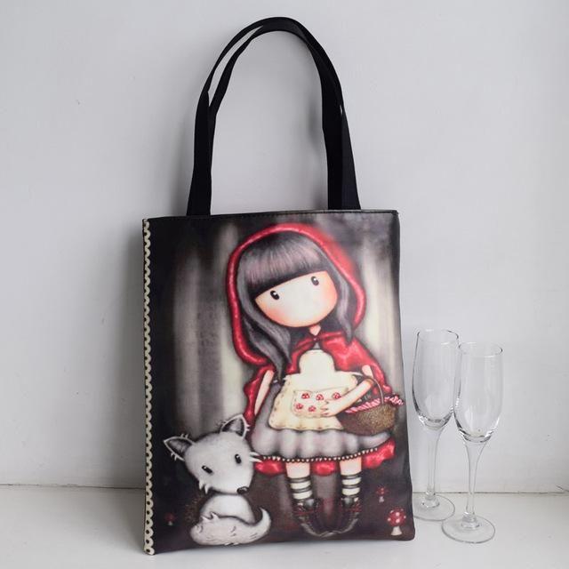 acae6f474ede Fashion Plain Black White Women s Shoulder Bag High Quality Portable Blank  Handbag Hot sale Leisure School