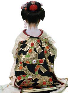 details colors kimono
