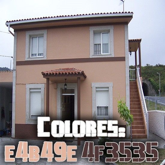 Wp content uploads 2015 11 colores for Pintura para casa exterior