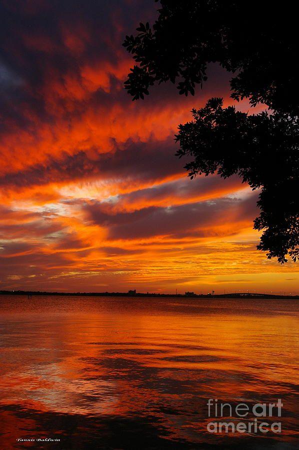 ✯ Fiery Sunset