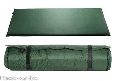 isomatte xl selbstaufblasend campingmatte thermomatte 200. Black Bedroom Furniture Sets. Home Design Ideas