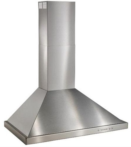 Best 42 Wall Mount Chimney Style Range Hood Stainless Steel