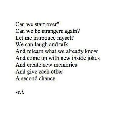 go sleep so we can meet again