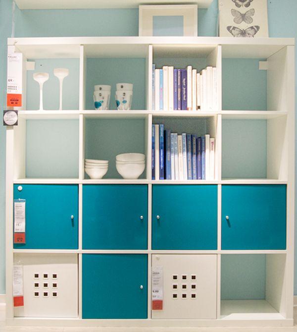 IKEA Regale: KALLAX, Der Allrounder Im Wohnzimmer.