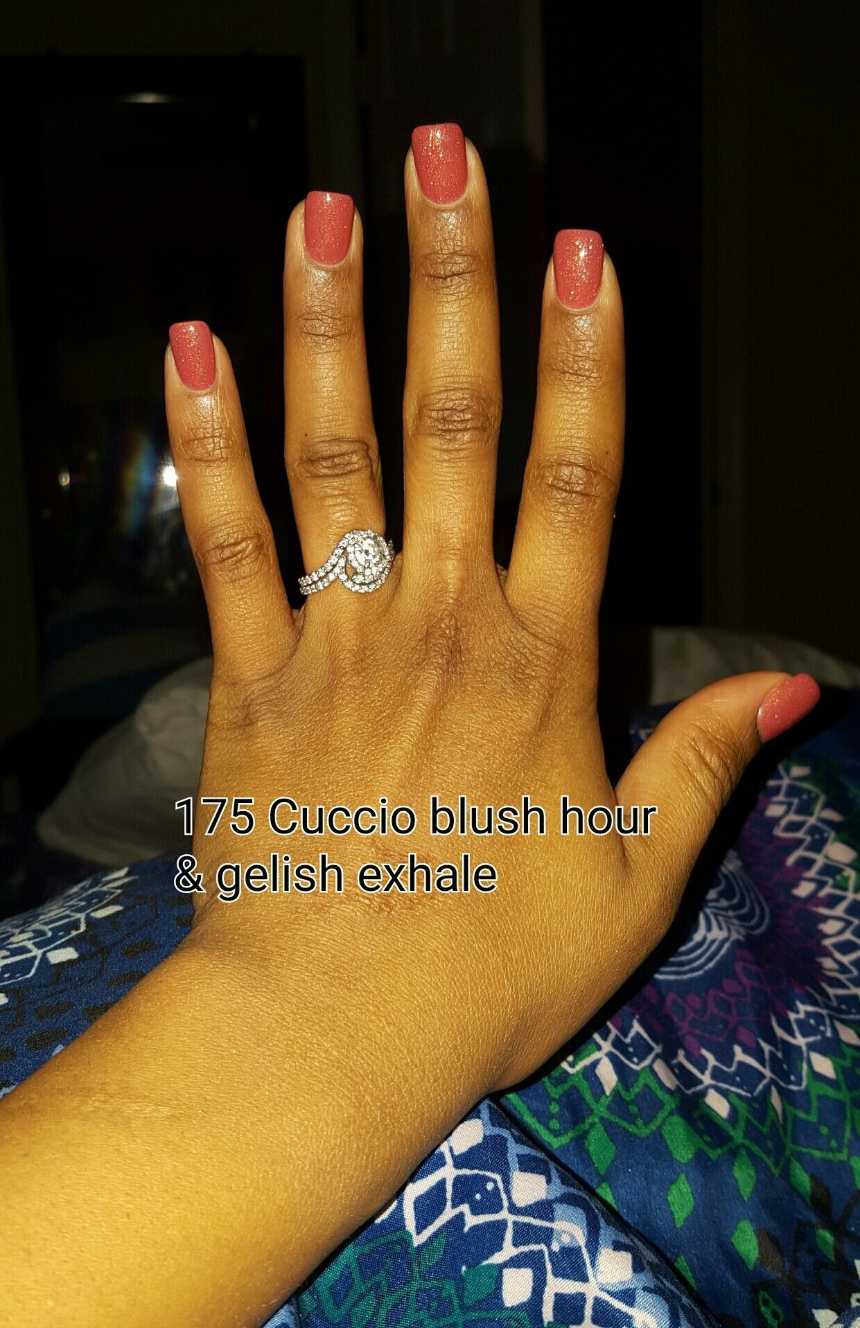 Pin by Suze Kiflezghi on Nail color on brown, black skin | Pinterest