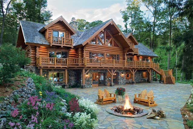 yes, the firepit looks inviting!